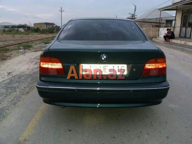 BMW 520 1997 ci ilin  maşını