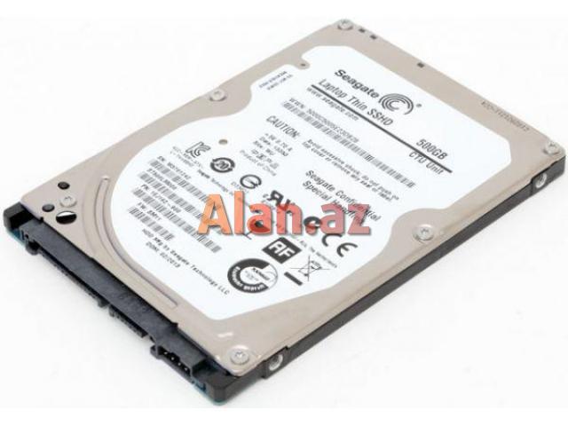 Seaqate 500GB HDD laptop slim