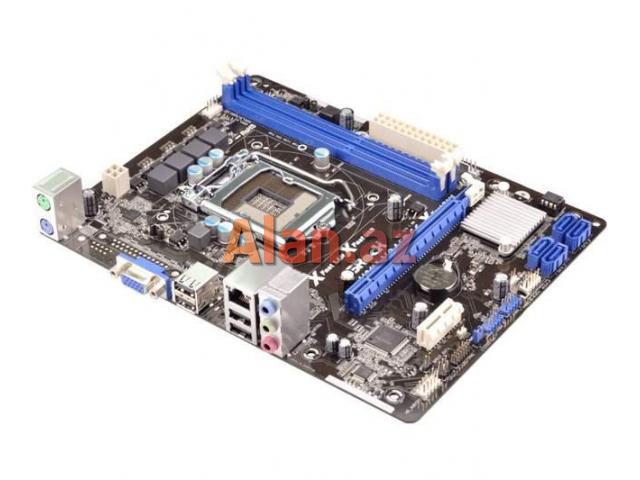 asrock h61m-vs4 core i5 Socket 1155