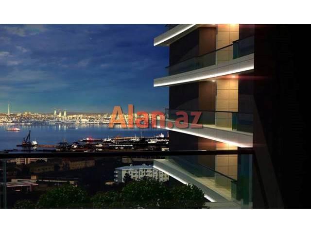 Panorama Park Residencde temirli 2 otaqli menzil