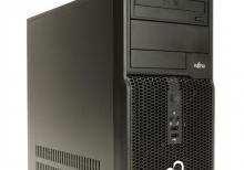 Fujitsu Esprimo P400 sistem bloku
