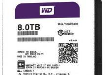 TEZE! WD HDD yaddash 8TB SATA 3