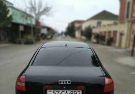 avtomobil Audi A6 1998