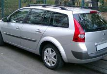Renault Meqane