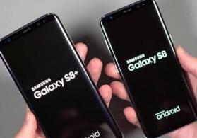 Samsung galaxy s8 ve s+