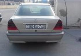 Mercedes C 200, 1999 il satilir