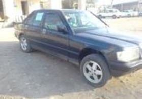 Mercedes 190, 1988 il