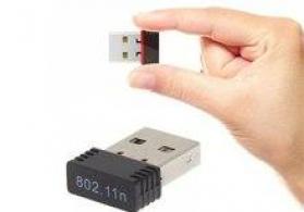 USB WiFi qebul edici
