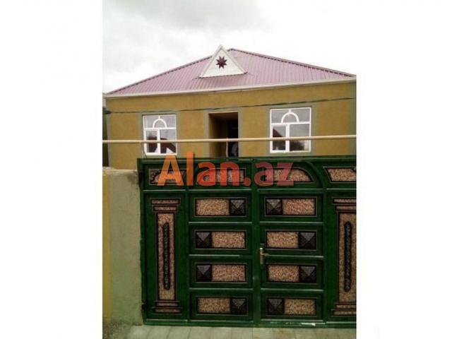 Bineqedi Qesebesinde Tam Temirli   160м²  3otaqlı həyət evi