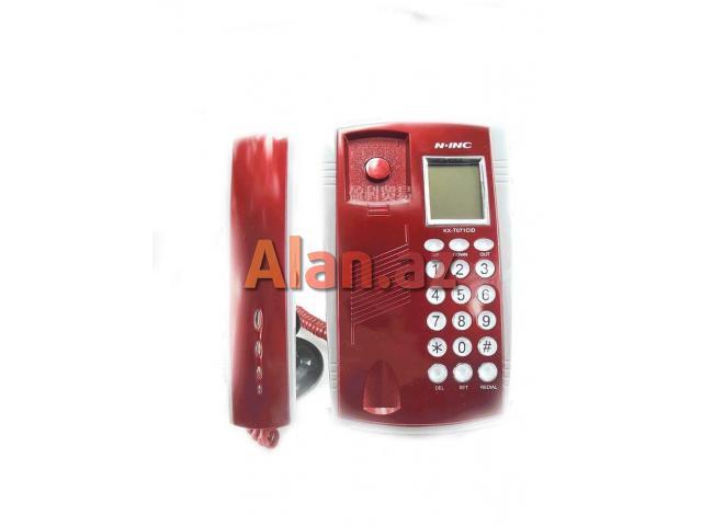 Stasionar telefon N.İNC T071CİD