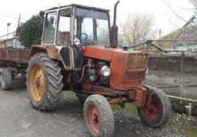 Traktor, 1991 il