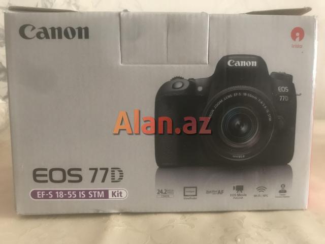 Canon Foto aparat