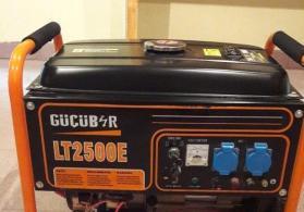 Generator 2.5 gucbir turkiye