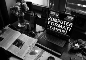 Kompyuterlərin təmiri və diaqnostikası Windows əməliyyat sisteminin yazılması