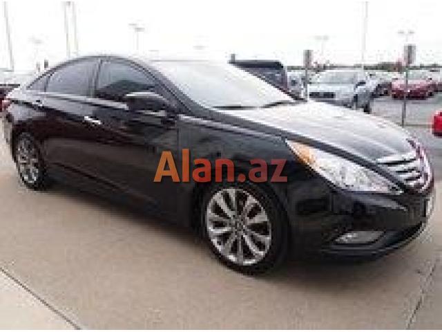 Arenda Hyundai Sonata