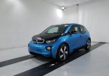 BMW I3 2017-nin maşını