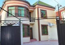 Yeni temirden cixmis 2 mertebeli, 6 otaqli ferdi yasayis evi satilir.