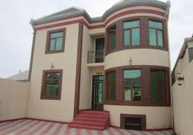 Bineqedi Qesebesinde 250 м²  6 otaqli ferdi yasayis evi