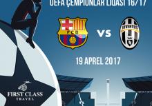 19 APREL BARSELONADA UEFA ÇEMPİONLAR LİQASI