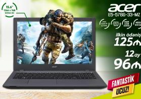 Noutbook Acer E5-576G-33-MZ