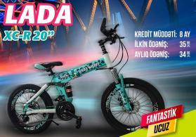 Velosiped Lada XC-R20