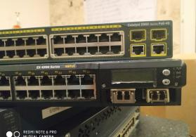 Switch JUNIPER EX4200-PoE48