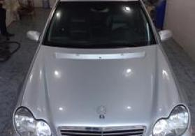 Mercedes C 230, 2005 il - tulkugoz ceska satilir