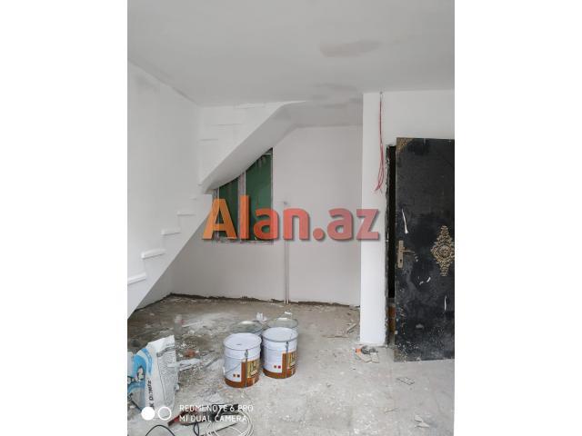 tecili masazirda 2 otaqli orta temirli heyet evi