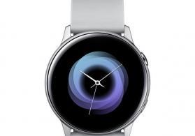 Samsung Galaxy Watch Active (Silver)