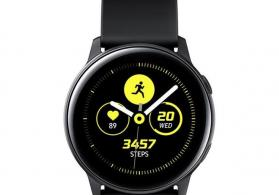 Samsung Galaxy Watch Active (Black)