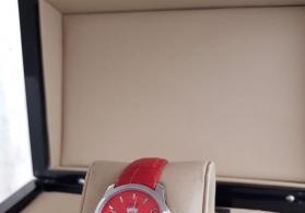Qadın Qırmızı Dəbli Qol saatı Tissot
