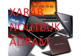 Xarab notebook alishi