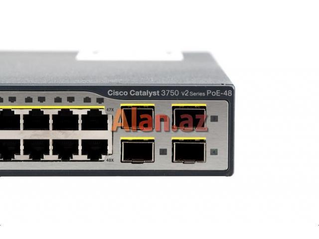 Cisco switch 3750V2-PoE 48