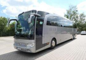 55 yerlik Mercedes Traveqo avtobuslarının kirayəsi