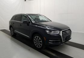 Audi Q7 lüks avtomobil