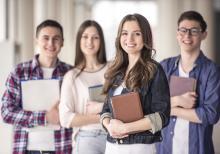 Выбор специальностей в университет