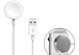 Зарядное устройство для apple watch apple watch magnetic charging cable 1m (mklg2zm/a)