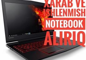 Komputer ve Noutbuk ALIRAM,İşlənmiş, Xarab ALIRAM