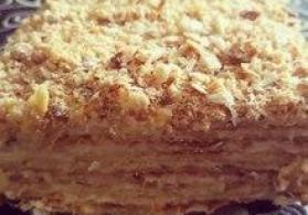 Napoleon tort siifarişi