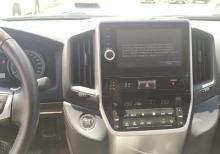 Toyota Land Cruiser 200 2018
