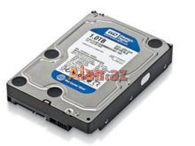 Sərt disk HDD, 1TB(1000gb
