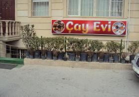 Cay evi +cafe inqilabda