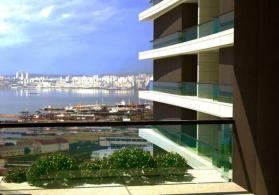Panorama Parkda deniz menzereli 3 otaqli menzil