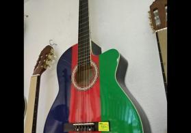 Gitara klassik yeni çexol hədiyyə