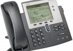 Stasionar IP telefon cisco 7942