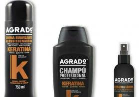 Keratin terkibli professional şampun, saç balzamı ve saç spreyinden ibaret dest.