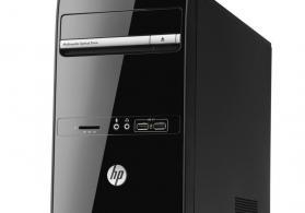 Hp pro 3500 masaustu komputer