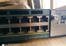 Cisco 3560-X  24 PoE+