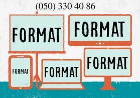 Komputer formati