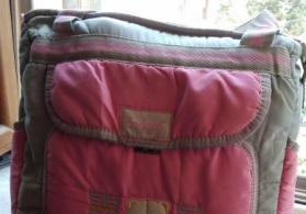 uşaq əşya çantası